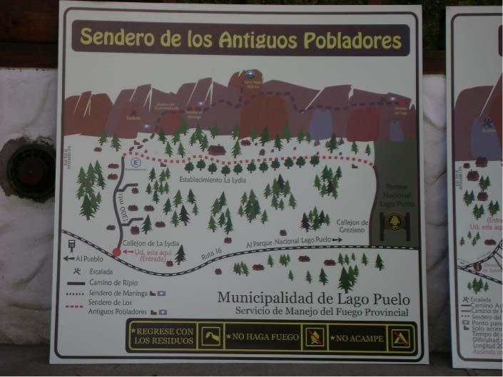 Ploteados - Municipalidad de Lago Puelo - Lago Puelo - Provincia del Chubut