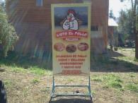 Impresiones - Listo El Pollo - Lago Puelo - Provincia del Chubut - RA Carteles