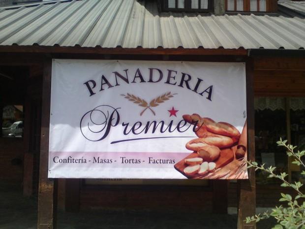 Impresiones - Panadería Premier - Lago Puelo - Provincia del Chubut - RA Carteles