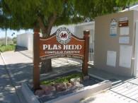 Carteles Tallados - Cabañas y Complejo Turístico Plas Hedd - Puerto Madryn - Provincia del Chubut - RA Carteles