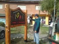 RA Trabajando - JM Casa & Decoración - El Bolsón - Provincia de Río Negro - RA Carteles