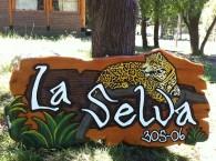 Tallados - La Selva