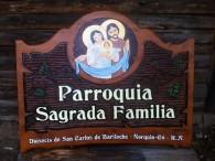 Tallados - Parroquia Sagrada Familia