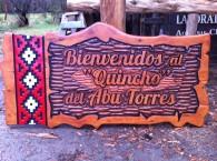 Tallados - Quincho Abu Torres