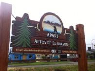 TALLADOS - APART ALTOS DE EL BOLSON