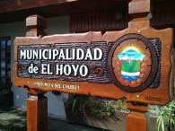 TALLADOS - MUNICIPALIDAD DE EL HOYO - R.A CARTELES