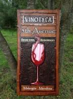 tallados - vinoteca