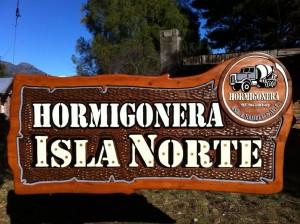 Tallados - Hormigonera Isla Norte